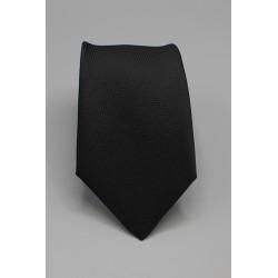 Cravatta nera nido d'ape