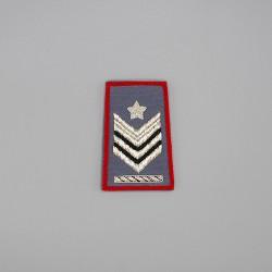 Tubolare Ricamato Estivo Brigadiere Capo Q.S.