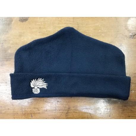 cappello in pile 3 punte