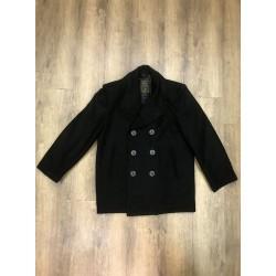 Miltec Pea Coat nero